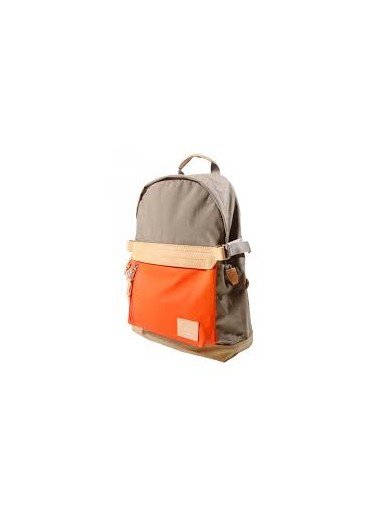Stutterhim Backpack Grey Orange Sand