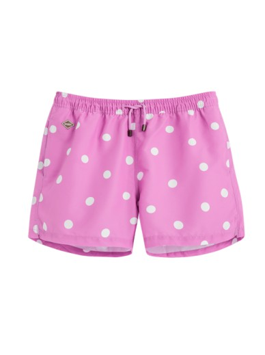 Nikben Trunks Pink Dot