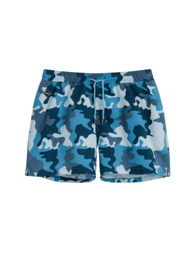 Nikben Trunks Navy Camo